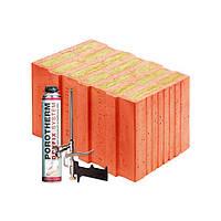 Керамический блок Porotherm 44 T Dryfix 440/248/249