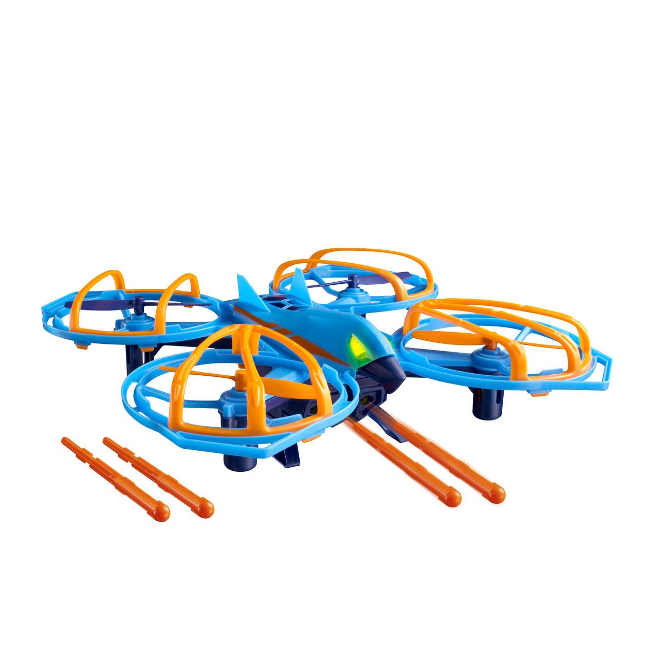 Игровой дрон Auldey Drone Force ракетный защитник Vulture Strike YW858170