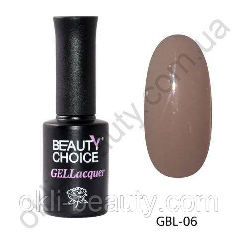 Гель-лак Beauty Choice GBL-06, 10 мл