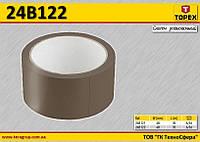 Скотч упаковочный коричневый,  TOPEX  24B122, фото 1