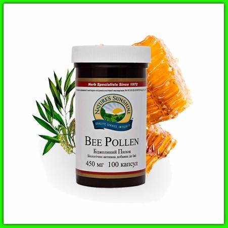 Пчелиная пыльца, Nsp. Для здоровья сердечно-сосудистой системы и мн.др.