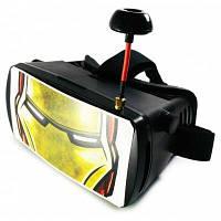 FPV видео очки для квадрокоптера 800 x 400 5.8GHz 32CH 5 дюймов шаблон  героя - 9ca4f7038fa0d