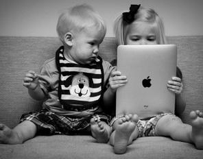 Влияние телевизора и планшета на детей