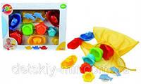 Оригинал. Набор игрушек для купания Веселые игры Simba 4012681