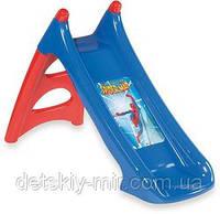 Детская Горка с водным эффектом SpiderMan XS Smoby 310203