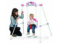 Качель Металлическая Каркасная детская Hello Kitty Smoby 310227
