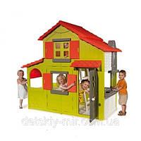 Игровой Домик Двухэтажный Floralie Duplex Smoby 320021