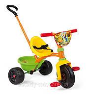 Оригинал. Велосипед трехколесный Be Move Maja Smoby 444185