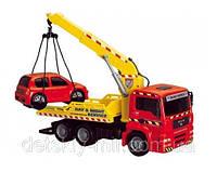 Машинка Эвакуатор дорожный с машинкой Dickie 3414523K
