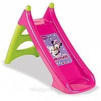 Оригинал. Детская Горка с водным эффектом Minnie Mouse XS Smoby 310275