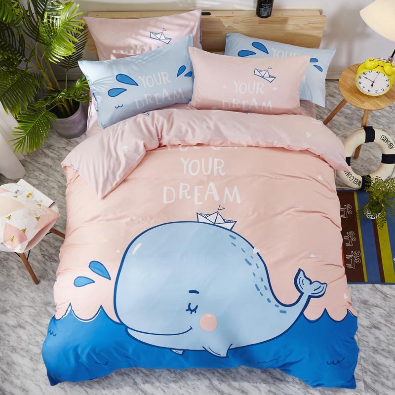 Комплект постельного белья Кит (полуторный) Berni Home