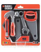 Оригинал. Набор Инструментов в Блистере Black&Decker Smoby 500234