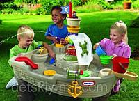 Оригинал. Детский Водный Стол Пиратский корабль Little Tikes 628566