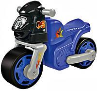 Оригинал. Мотоцикл Каталка Стильная классика Big 56331