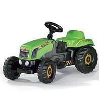 Оригинал. Трактор Педальный с Прицепом Kid Rolly Toys 12169