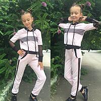 Гарний спортивний костюм для дівчинки, фото 1