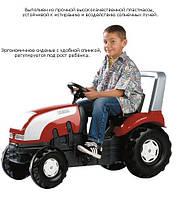Оригинал. Трактор Педальный Valtra Rolly Toys 36882