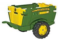 Оригинал. Прицеп для трактора John Deere Rolly Toys 122103