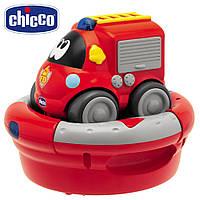 Оригинал. Машинка на радиоуправлении Пожарная машина Chicco 69025