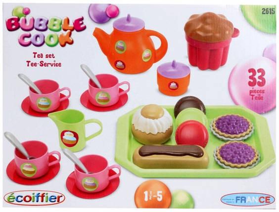 Оригинал. Чайный сервиз игрушечный Ecoiffier 2615, фото 2