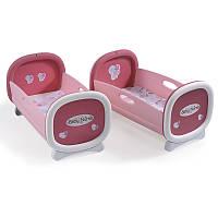 Колыбель для куклы Двухъярусная Baby Nurse Smoby 24217