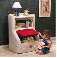 Оригинал. Комод для детский игрушек Библиотека Step2 8831