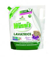WINNI'S LAVATRICE ECO-FORMATO ALEPPO 1250мл. / Екол. миючий засіб з милом на 25 прань
