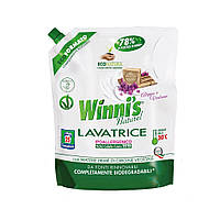 WINNI'S LAVATRICE ECO-FORMATO ALEPPO 1500мл. / Экол. моющее средство с мылом на 25 стирок
