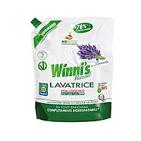 WINNI'S LAVATRICE ECO-FORMATO LAVANDA 1250мл. / Екол. миючий засіб на 25 прань
