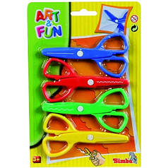 Оригинал. Игровой Набор для Творчества Ножницы Simba 6309027