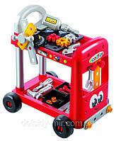 Оригинал. Мастерская Тележка с инструментами игрушечная Ecoiffier 2354