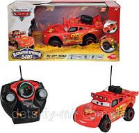 Оригинал. Машинка на радиоуправлении Внедорожник Cars McQueen Dickie 3089579