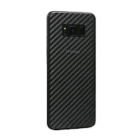 Карбоновая защитная пленка для Samsung Galaxy S8 Plus G955