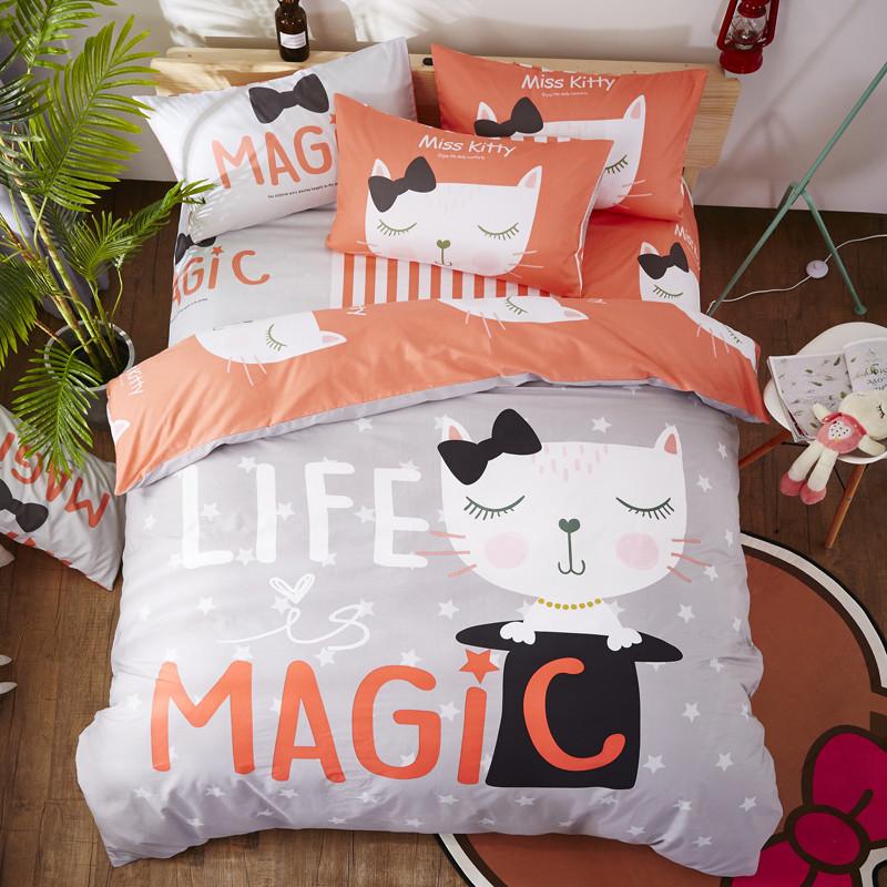 Комплект постельного белья Магия (двуспальный-евро) Berni Home