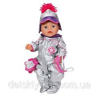 Оригинал. Костюм Снежная Зима для куклы Ubranko Baby Born Zapf Creation 818022