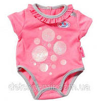 Оригинал. Боди для куклы Baby Born Zapf Creation 819487W