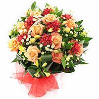 Заказ цветов с доставкой Днепропетровск