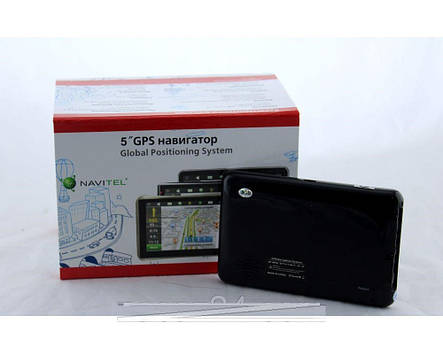 Навигатор GPS 5001 ram 256mb 8gb емкостный экран, фото 2