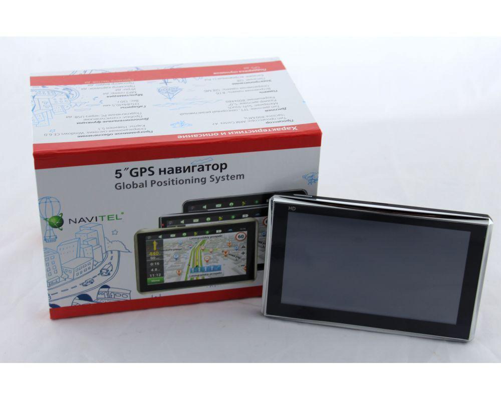 Навигатор GPS 5009 \ ram 256mb\ 8gb\ емкостный экран
