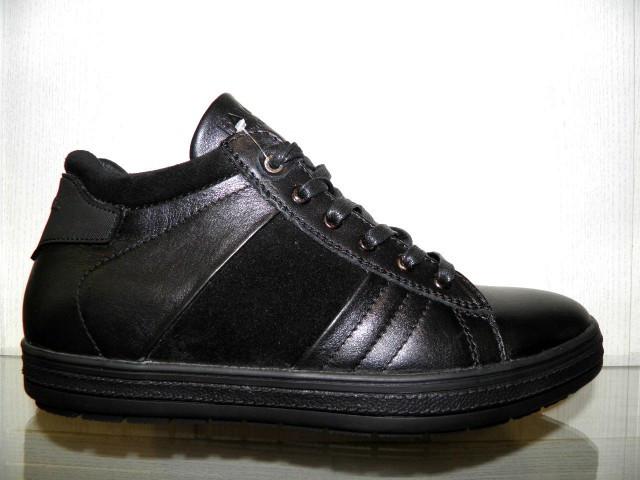 Ботинки Falcon 12119 черный