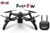 Квадрокоптер р/у MJX Bugs B5W бесколлекторный с камерой Wi-Fi