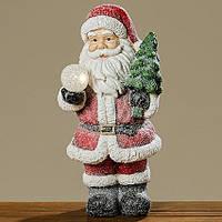 Led ночник Санта цветная керамика h51см Гранд Презент 1008283