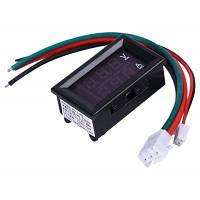 5A VA LED светодиодый измерительный прибор - Черный 1TopShop
