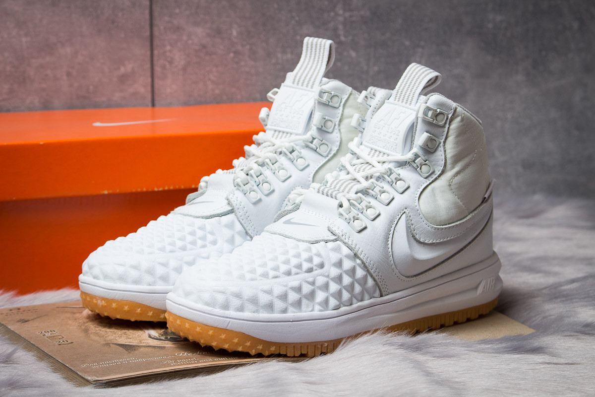 Зимние кроссовки Nike LF1 Duckboot, белые (30924) размеры в наличии ► [  36 40 41  ]