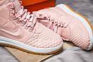 Зимние кроссовки Nike LF1 Duckboot, розовые (30928) размеры в наличии ► [  41 (последняя пара)  ], фото 6
