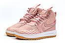 Зимние кроссовки Nike LF1 Duckboot, розовые (30928) размеры в наличии ► [  41 (последняя пара)  ], фото 7