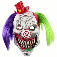 Страшный Red Hat Clown Headgear - #005 1TopShop