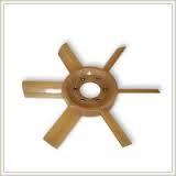245-1308010  Вентилятор пластмассовый шестилопастной