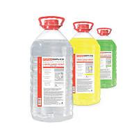 Жидкое мыло для рук глицериновое 5л Лимон Яблуко Ромашка