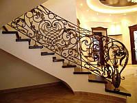 Ограждение для лестницы №7